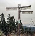 Krenkeltal Rothaarsteig in Sauerland, handwijzer 02.jpg