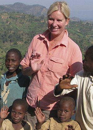 Kristine Kershul - Kristine Kershul, Rwanda 2011