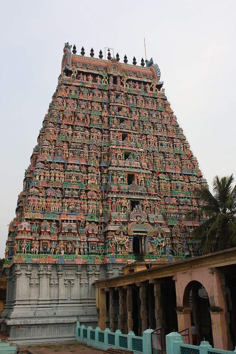Adi Kumbeswarar Temple, Kumbakonam - Howling Pixel