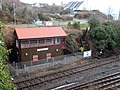 Kyle of Lochalsh old signal box, Ross and Cromarty - view from the west.jpg