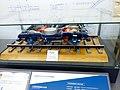 Kyoto Railway Museum (3) - JNR Shinkansen Series 0 car DT200 trum bogies.jpg
