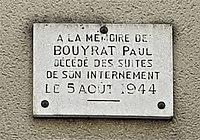 L1167 - Plaque commémorative - Lagny-sur-Marne - Rue du Chemin de Fer.jpg