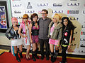 LA Animation Festival - Tom Kenny and Nylon Pink (6998532325).jpg
