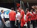 LFC players entering the bus US Tour 2012 (7).jpg