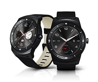 LG Electronics - LG G Watch R
