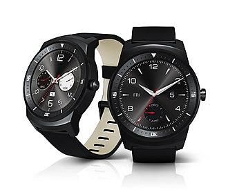 LG Electronics - LG G Watch R