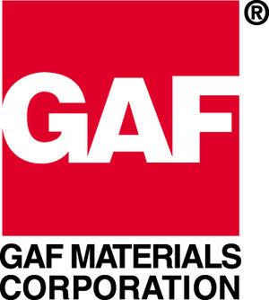 GAF Materials Corporation - Official GAF Logo