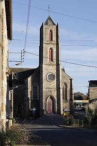 La Bosse-de-Bretagne - Église de la Sainte-Trinité.JPG