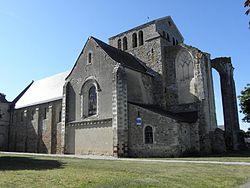 La Roë (53) Abbaye 05.jpg