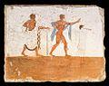 La tombe du Plongeur (Paestum, Italie) (8249877801).jpg