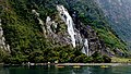 Lady Bowen Falls, Milford Sound, New Zealand (25162087566).jpg