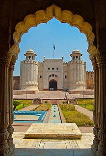 Pakistan-Architecture-Lahore Fort