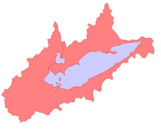 Lake Erie Basin drainage basin of Lake Erie in North America
