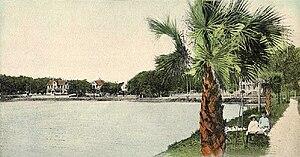 Orlando, Florida - Lake Lucerne c. 1905