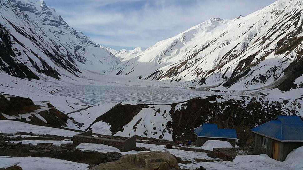 Lake Saif ul Malook, Khyber Pukhtoonkhwa