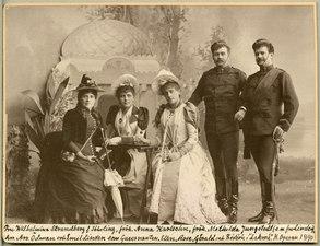 Lakmé, Kungliga Operan 1890. Rollporträtt - SMV - H9 156.tif