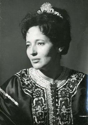 Princess Lalla Aicha of Morocco - Image: Lalla Aïcha