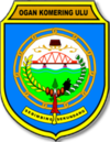Official seal of Ogan Komering Ulu Regency