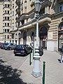 Lamp post at Bethlen square 3, 2018 Erzsébetváros.jpg