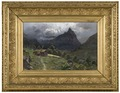 Landskap (Peder Cappelen Thurmann) - Nationalmuseum - 91617.tif