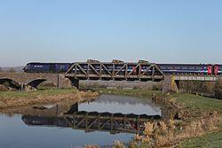 Langport, Parrett Bridge - FGW 43179.JPG