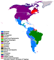 Languages of the American Continent