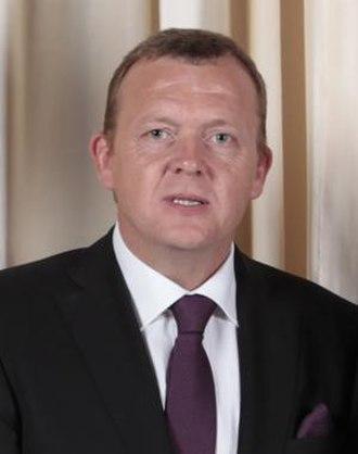Prime Minister of Denmark - Image: Lars Løkke Rasmussen 2009