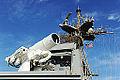 Laser Weapon System aboard USS Ponce (AFSB(I)-15) in November 2014 (02).JPG