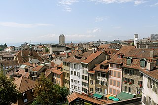 Lausanne Capital city of the canton of Vaud, Switzerland