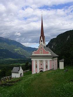 Lavant - Pfarrkirche Heiliger Ulrich.jpg