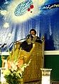 Laylat al-Qadr 19th Ramadan, Imam Reza shrine, Mashhad (11 8507210134 L600).jpg