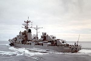 Le Normand-class frigate - Image: Le Bourguignon F769