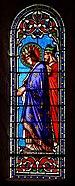 Le Buisson-de-Cadouin - Abbaye de Cadouin - Vitraux de l'église abbatiale - PA00082415 - 007.jpg