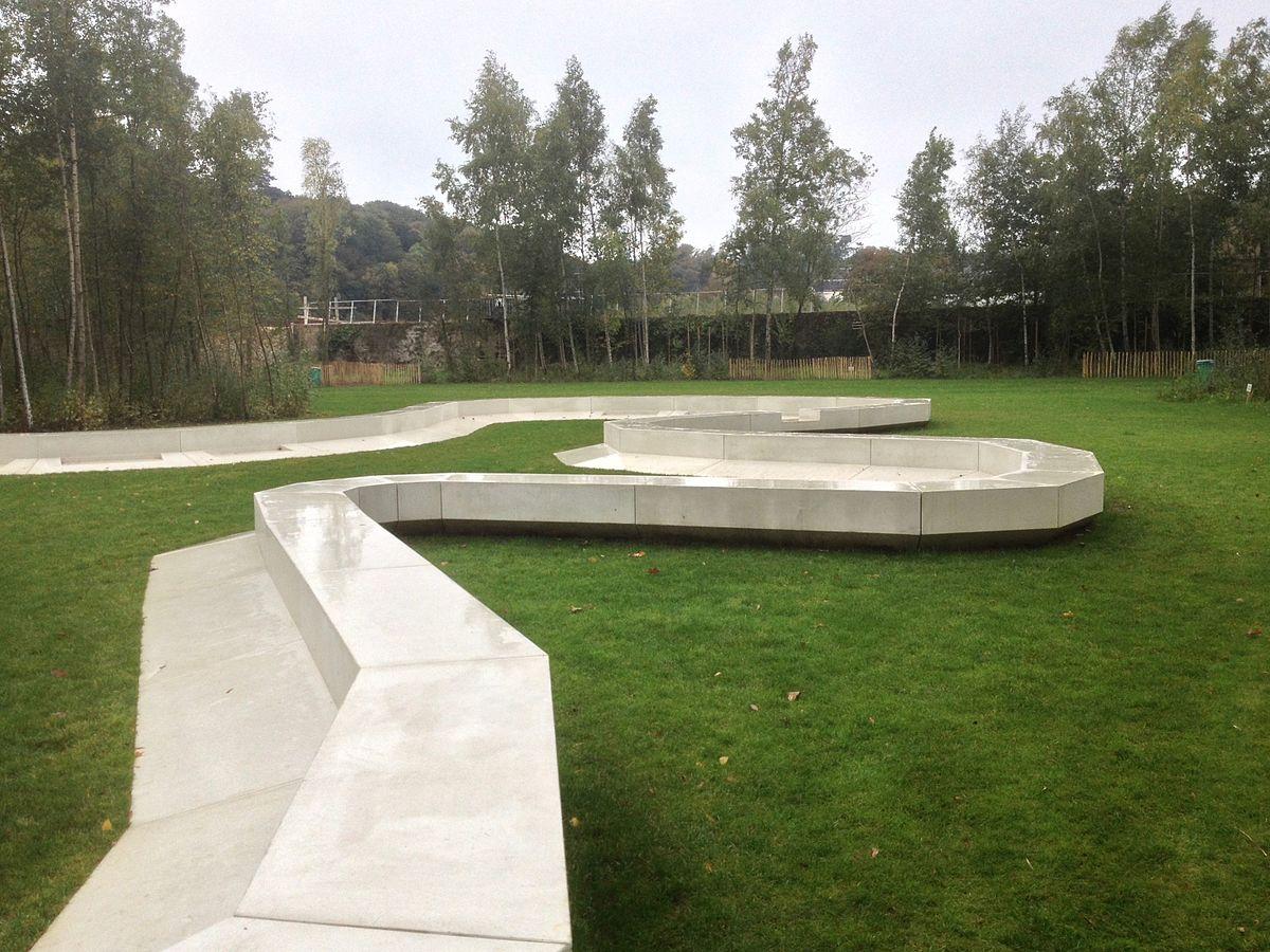 Jardin des tangs gobert wikip dia for Paysagiste versailles