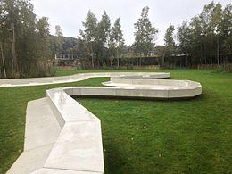 Jardin des étangs Gobert — Wikipédia