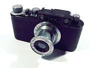 La Leica II, 1932, con telémetro integrado