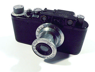 Candid photography - The 35mm Leica camera first introduced in the 1920s is associated with candid photography.