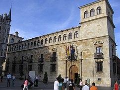 Palacio de los Guzmanes (León)
