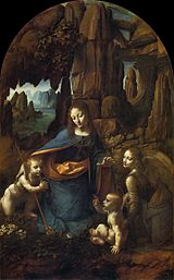 Leonardo da Vinci - Virgin of the Rocks - WGA12697.jpg