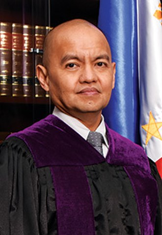 Supreme Court of the Philippines - Leonen
