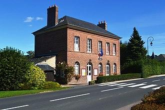 Les Authieux-sur-Calonne - The Town Hall