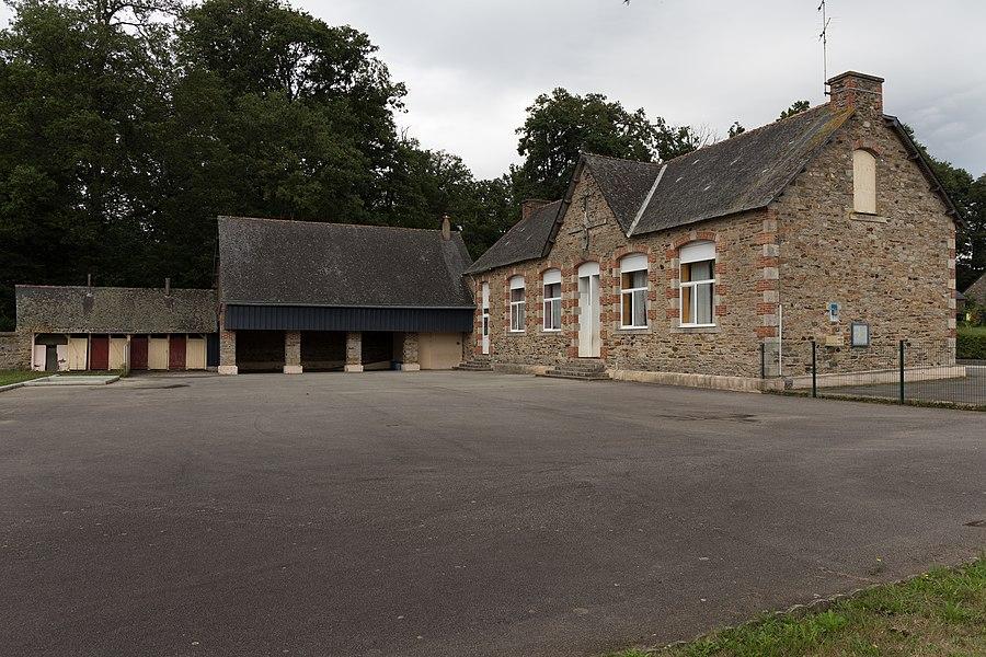 École privée des Forges.