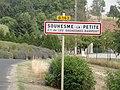 Les Souhesmes (Les Souhesmes-Rampont, Meuse) City limit sign Souhesme-la-Petite.JPG