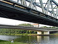 Les ponts du Graafseweg et du chemin de fer.jpg