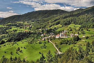 Leskovica, Gorenja Vas–Poljane Place in Upper Carniola, Slovenia