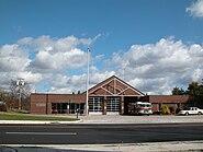 Lexington NC Fire department HQ