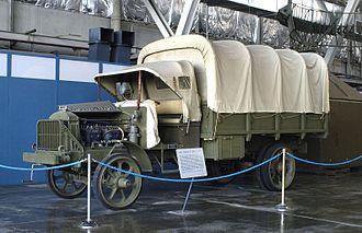 Liberty truck - Image: Liberty B Truck