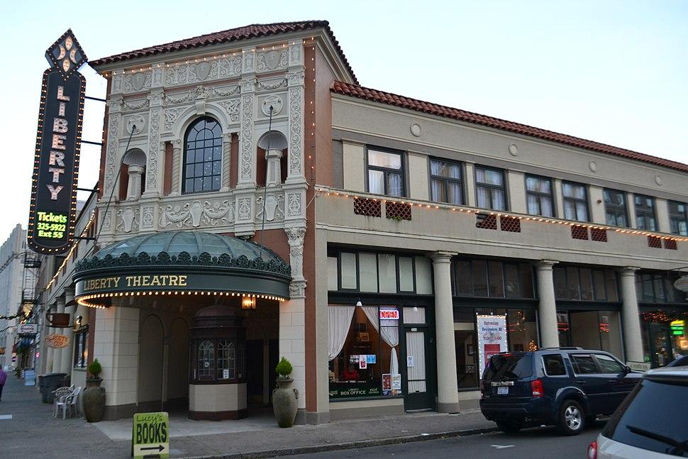 Liberty Theatre 1 (Astoria, Oregon)