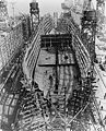 Liberty ship construction 05 midship bulkhead.jpg