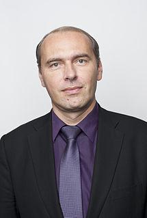 Libor Michálek Czech senator and whistle blower